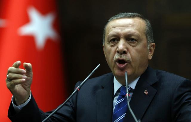 2014 turkey erdogan